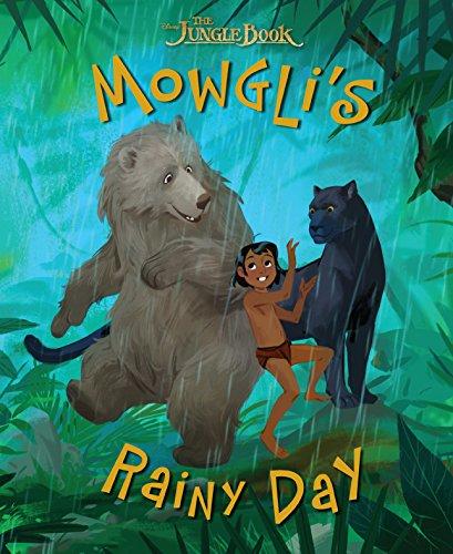 Panther Jungle Book - The Jungle Book: Mowgli's Rainy Day (Disney Picture Book (ebook))