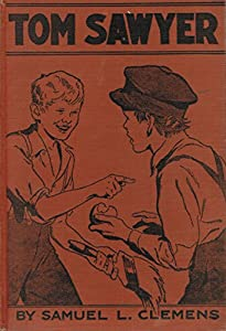 Hardcover The Adventures of Tom Sawyer Book