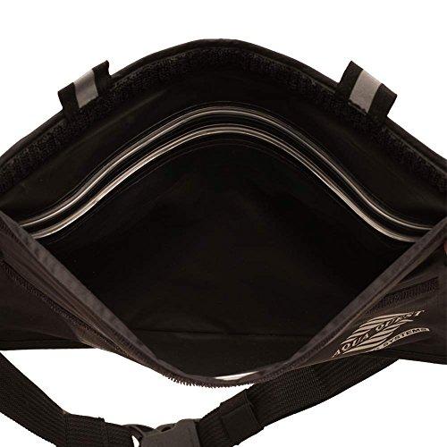 51Ez5T9tSmL. SS500  - Aqua Quest AQUAROO Black Travel Waist Pack Waterproof Hidden Waist Pouch Passport Holder for Safe Holiday Travel, Vacation