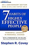 img - for The 7 Habits of Highly Effective People By Stephen R. Covey(A)/Stephen R. Covey(N) [Audiobook] book / textbook / text book