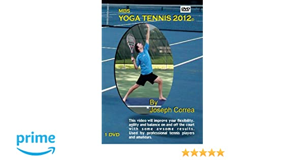 Amazon.com: MBS Yoga Tennis: Joseph Correa: Movies & TV
