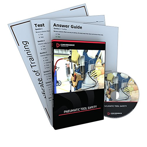 Convergence Training C-600 Pneumatic Tool Safety DVD
