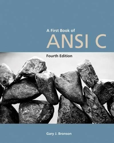 the ansi c programming language - 2