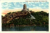 Tucker Tower At Lake Murray Ardmore, Oklahoma Original Vintage Postcard