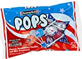 Patriotic Tootsie Roll Pops