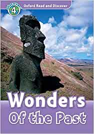 Oxford Read and Discover 4. Wonders of the Past Audio CD Pack: Amazon.es: Harper, Kathryn: Libros