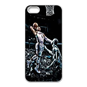 C-EUR Diy Russell Westbrook Hard Back Case for Iphone 5 5g 5s