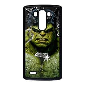 LG G3 Cell Phone Case Black Hulk egpz
