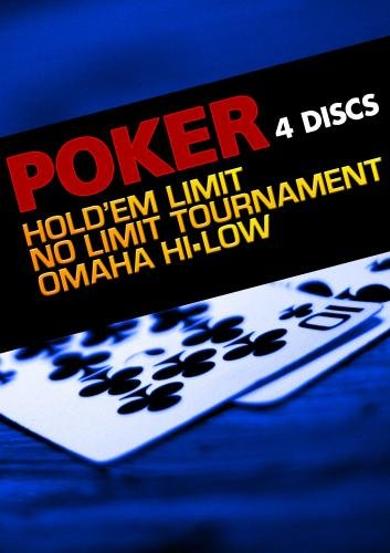 (In the Mind of the Poker Pro (4 disc set))