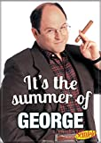 "Ata-Boy Seinfeld It's Summer of George 2.5"" x 3.5"" Magnet for Refrigerators and Lockers"