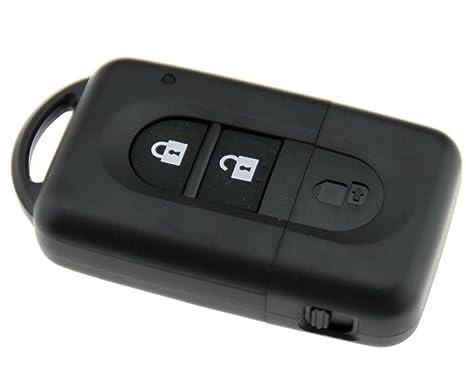 Carcasa llave Jongo 2 botón llave remota mando a distancia ...