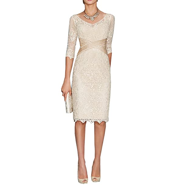 Vestidos de madre de la novia cortos