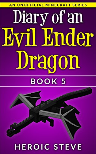 Diary Ender Dragon Unofficial Minecraft ebook product image