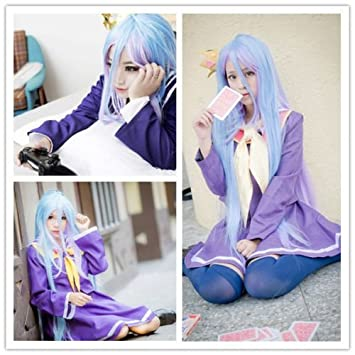 Shiro no game no life cosplay