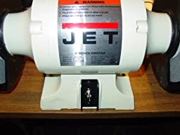 Jet 577102 Jbg 8a 8 Inch Bench Grinder Power Bench