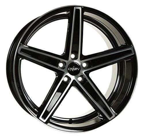 OXIGIN 18 Concave black full polish 9x20 ET45 5.00x112.00 Hub Bore 66.60 mm - Alu felgen