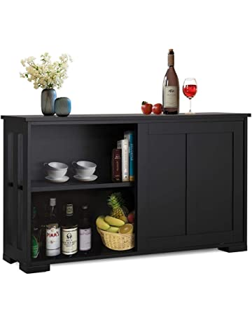Buffets and Sideboards | Amazon.com on consoles and credenzas, made in usa modern credenzas, country style credenzas, modern sideboards with sliding door, modern sideboards and hutches, industrial modern credenzas, post modern credenzas,