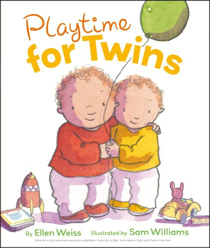 Twin Baby Book - 9