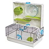 MidWest Homes for Pets Hamster Cage | Awesome Arcade Hamster Home | 18.11' x 11.61' x 21.26'