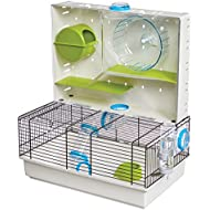 Hamster Cage   Awesome Arcade Hamster Home   18.11 x 11.61 x 21.26 Inch