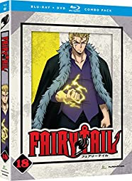 Fairy Tail: Part 18 (Blu-ray/DVD Combo)