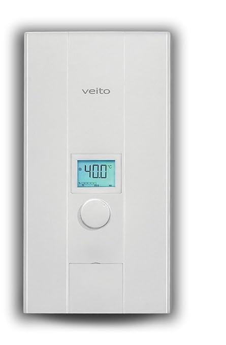 Hervidor de agua eléctrico trifásico instantánea 18 A 21 kW – Veito Blue S 21000.00W