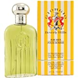Giorgio by Giorgio Beverly Hills for Men, Eau De Toilette Spray, 4-Ounce