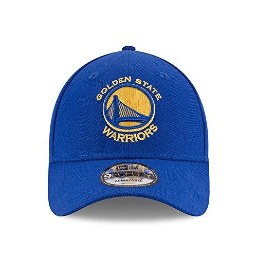 Warriors League 9FORTY NEW Béisbol Gorra NBA Azul ERA Multicolor State Golden A awYzw