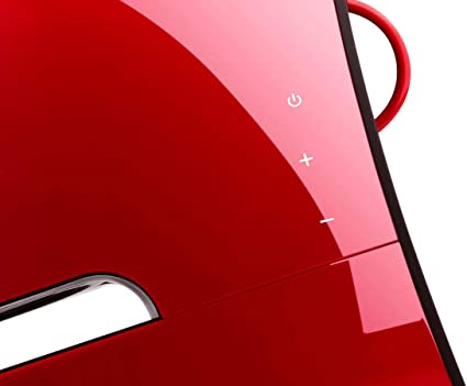 Edifier Luna E25 Designer Speaker Set With Bluetooth 74 Watt E25hd Red Mp3 Hifi