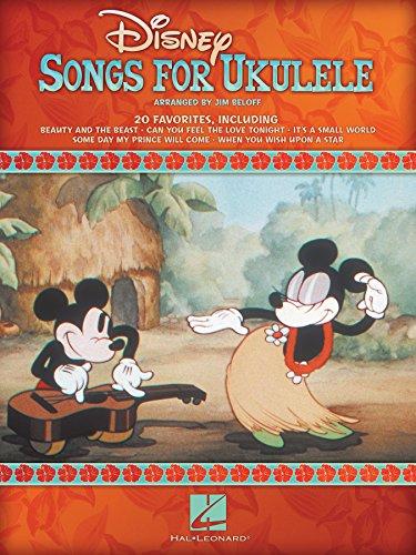 Disney Songs for Ukulele (The Sheet Fray Music)