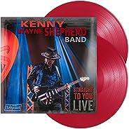 Straight To You: Live (180g Red Vinyl) [Disco de Vinil]