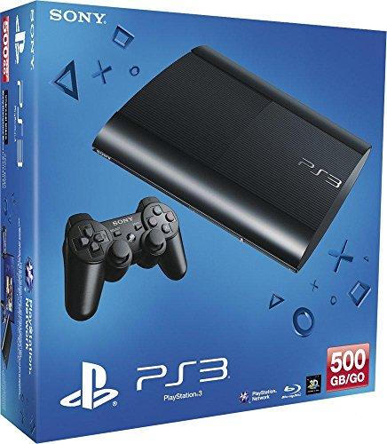PlayStation 3 – Consola 500 GB