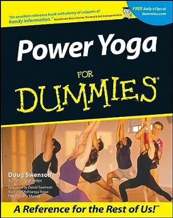 Power Yoga For Dummies (English Edition) eBook: Doug Swenson ...