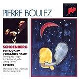 Schönberg : La Nuit Transfigurée - Suite op. 29 - 3 pièces pour orchestre de chambre