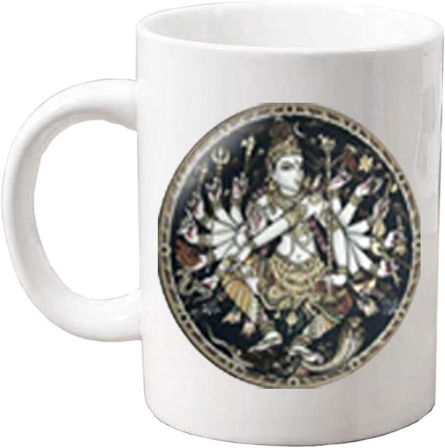Amazon Com Hinduism Shiva Gods Mug Nataraja Coffee Mug Hindu Coffee Mug Shiva Nataraja Buddhist Jewelry Spiritual Jewelry Q0206 Kitchen Dining