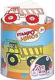 Aladine - Stampo Minos, Construcción, juego creativo (ALTP85127)