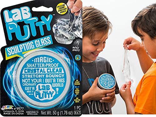 JA-RU Lab Putty Assorted Styles (Pack of 5) People + UV + Magnetic + Heat + Crystal | C1 by JA-RU (Image #4)