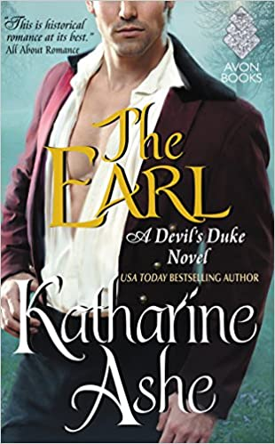 Book The Earl: A Devil's Duke Novel