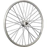 Taylor-Wheels 28 Zoll Vorderrad ZAC2000 Shimano DH-C3000-3N Vollachse - Silber