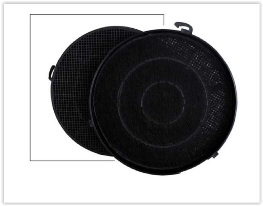 Falmec Filtro Carbone Rotondo Type 6 con Diametro da 170mm
