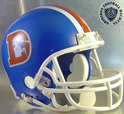 Denver Broncos 1975 to 1996 - NFL MINI Helmet by Gridiron Football Helmets