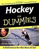 Hockey for Dummies®, John Davidson and John Steinbreder, 0764552287