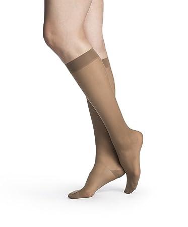6c4750fe7a Amazon.com: SIGVARIS Women's EVERSHEER 780 Closed Toe Calf ...