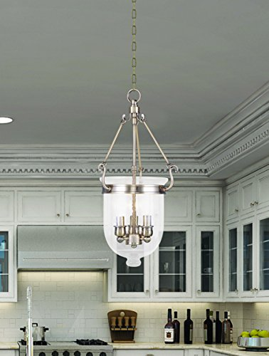 Livex Lighting Jefferson Pendant in Florida - 7
