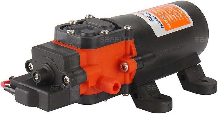 SEAFLO Bomba de Sistema de Agua 12V 4.3 LPM