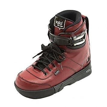 1 Luz agresivo patines botas – negro ...