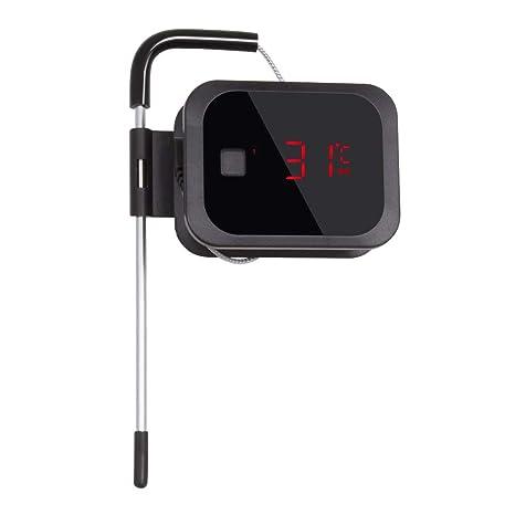 Inkbird Bluetooth Digital Termometro Inalambrico con Sonda, Barbacoa Portatil/Horno/Parrilla/Carne