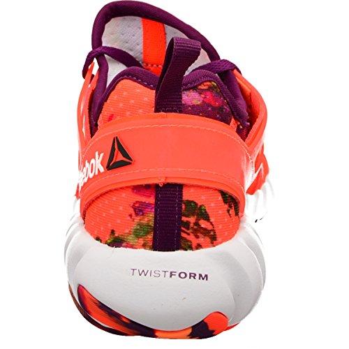 38 Mt Gp Reebok Orange De Course Chaussures Form 2 Dames Twist 0 v7wqfPvUx