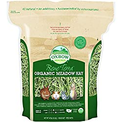 15-Ounce, Beneterra Organic Meadow Hay Necessary Small Animal Supplement
