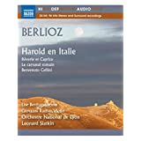 Hector Berlioz: Works for Orchestra (Blu Ray Audio)
